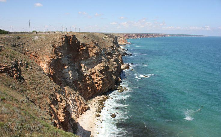 Kaliakra Cape