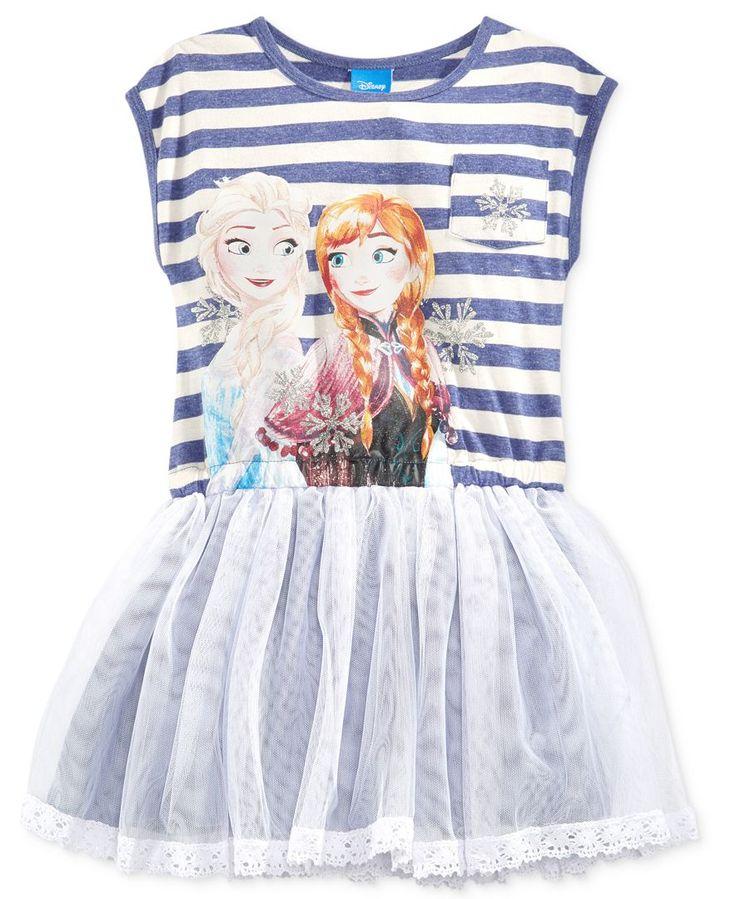 Disney's Frozen Sister Tutu Dress, Toddler & Little Girls (2T-6X)