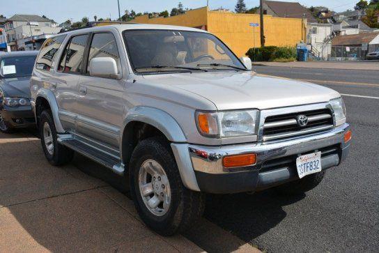 Sport Utility, 1996 Toyota 4Runner Limited with 4 Door in Vallejo, CA (94590)