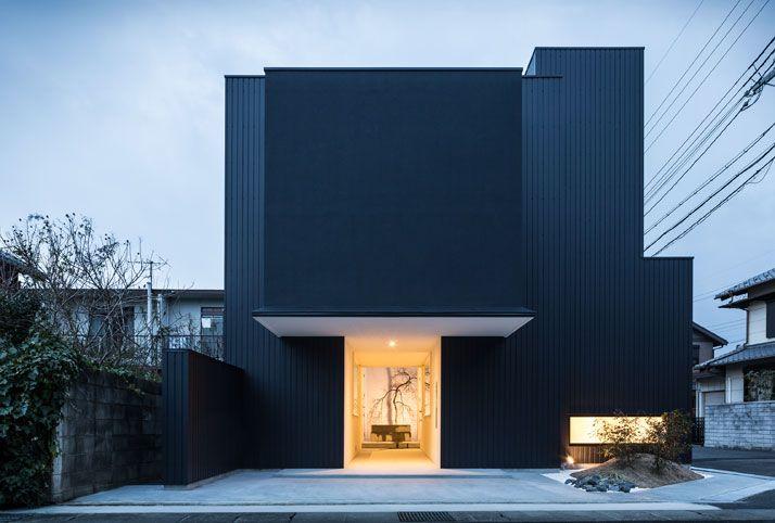 Framing House in Shiga, Japan by Kouichi Kimura Architects | Yatzer.