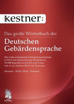 Das große Wörterbuch der Deutschen Gebärdensprache (PC+MAC): Karin Kestner: Amazon.de: Software #DGS #Kestner siehe Produktbeschreibung hier: https://www.youtube.com/watch?v=VkkaoSMjujQ  #Wörterbuch  bei Ebay günstiger: http://kleinanzeigen.ebay.de/anzeigen/s-anzeige/das-grosse-woerterbuch-der-deutschen-gebaerdensprache-pc+mac-/338185286-77-3985