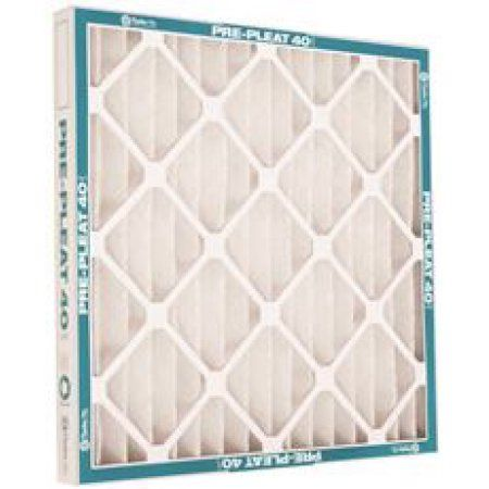 Flanders?? Merv 8 Pre-Pleat 40 Lpd High-Capacity Cotton / Synthetic Air Filter, 13X21X1 In., 12 Per Case