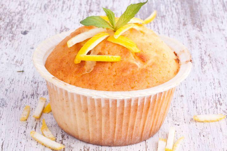 Pillekönnyű túrós, citromos muffin: 20 perc alatt kész