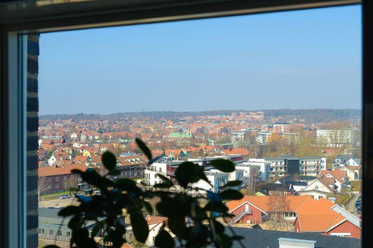 Room with a view på Matadorgatan 2 i Halmstad.
