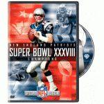 Nfl Super Bowl Xxxviii: New England Patriots