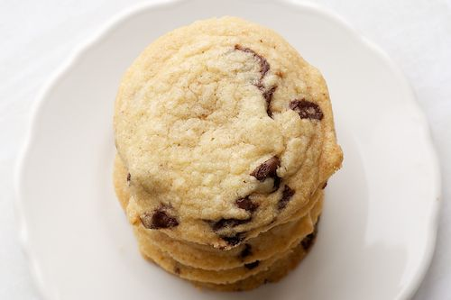 ... IT... Browned Butter Salted Chocolate Chip Cookies   Bake or Break