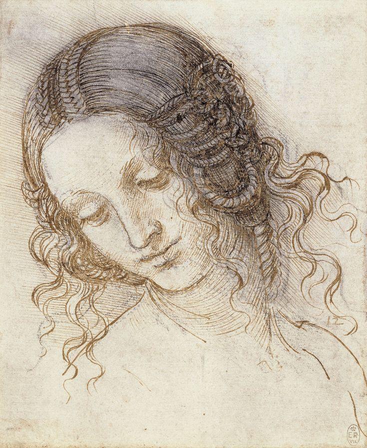 Drawings By Da Vinci   Art: Ten Drawings by Leonardo Da Vinci « The Harker