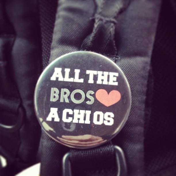 All the bros loves XOs