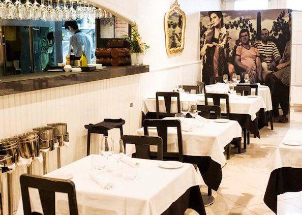 I'm going to get fat. Restaurante 100 Maneiras, Lisboa