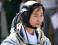 SHANGHAI — China sent a crew of three, including the country's first female astronaut, into space on Saturday to carry out its first manned docking mission, an important step in an ambitious plan to build a Chinese space station by 2020.