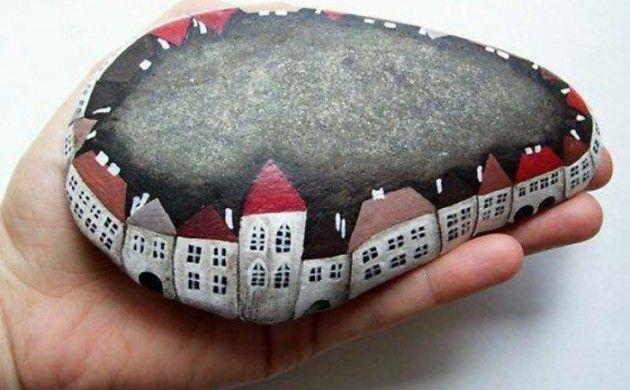 Die besten 25 steine bemalen ideen auf pinterest for Gartenidee steine