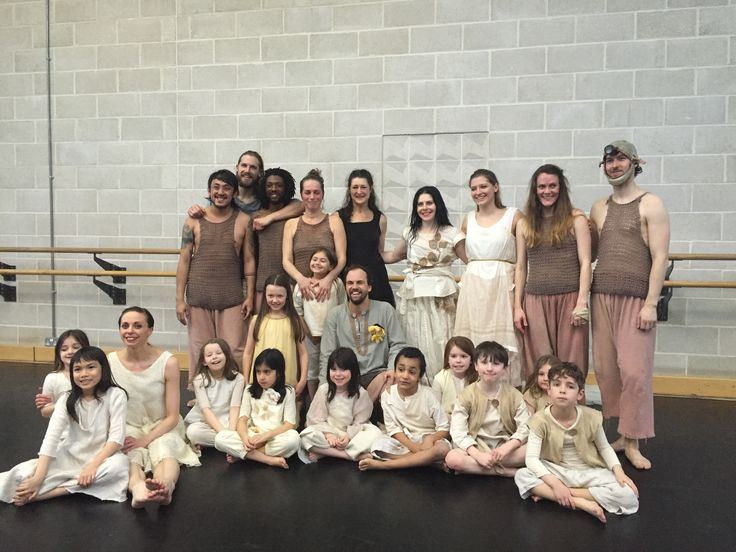 Our Sadler's Wells Young Cast
