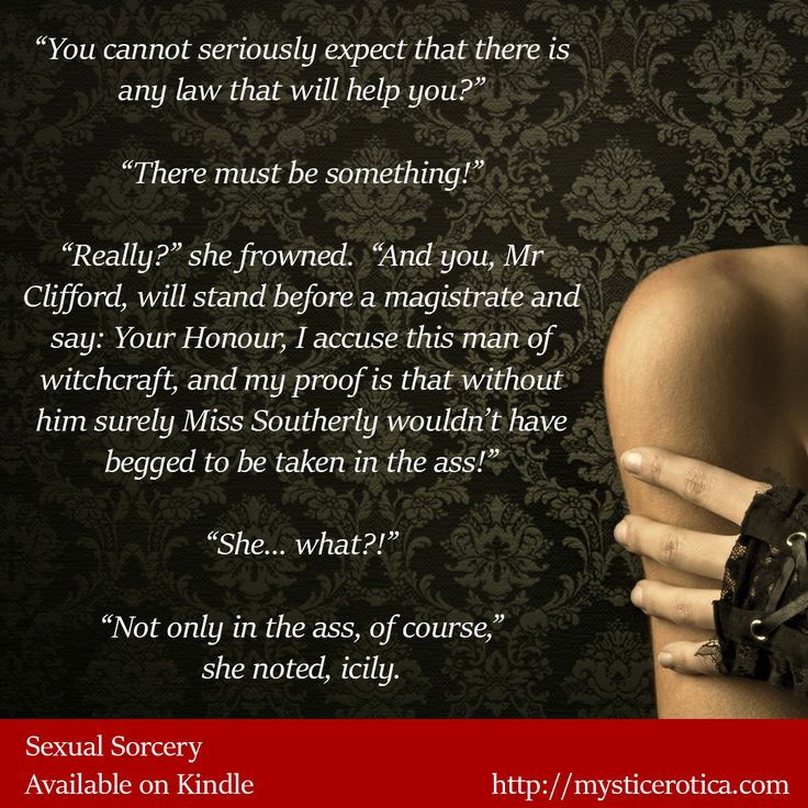 Sexual Sorcery: An Erotic Tale of Sex, Mystery and the Occult, in Victorian England. www.amazon.com/dp/B0151QSO50 #Erotic novel #Erotica
