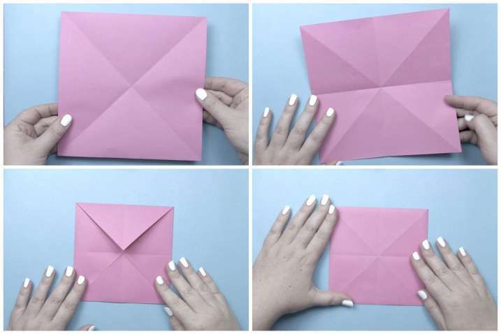 DIY Origami Box with a Printable | Origami box, Paper box diy ... | 478x717