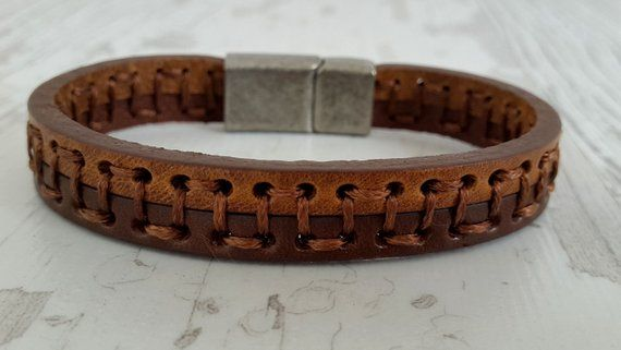 christmas sale ,christmas gift 2019 ,Brown Bracelet , Customize Bracelet , Special Wedding Gift,Gift idea for father