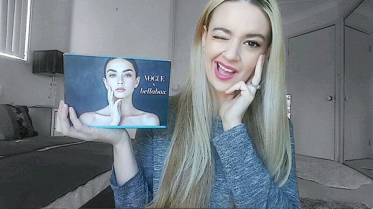 BELLABOX VOGUE LIMITED EDITION DELUXE BEAUTY BOX UNBOXING!