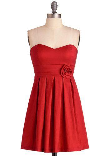 """Ruby My Valentines Dress"": Short, Style, Valentines, Cute Dresses, Wedding, Modcloth, Bridesmaids Dresses, Cute Bridesmaid Dresses"