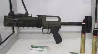 Polri: SAGL Bukan Senjata Anti-tank