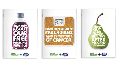 Macmillan Cancer Support - Wolff Olins