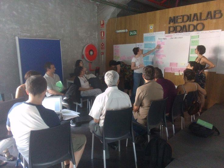 https://flic.kr/p/HGzd9Z   27/28.06 Talleres para un plan de derechos humanos   Estos talleres participativos forman parte de un proceso de consulta y participación ciudadana que ha puesto en marcha el Ayuntamiento de Madrid para diseñar un plan de derechos humanos, como instrumento para reforzar el compromiso municipal de respeto, protección y promoción de los derechos humanos en la ciudad de Madrid.   medialab-prado.es/article/talleresddhh