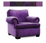 """""""The Classic"""" Purple Armchair - $1,375.00 at The Purple Store"""