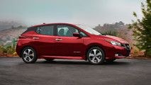 2018 Nissan Leaf Packs More Range Lower Cost Into Sleeker Shape :  Half a million Tesla Model 3 reservation holders might disagree but the reveal of the new 2018 Nissan Leaf is the biggest electric vehicle news of the year. The reason is not that the Leaf is a more important car than the Model 3  we won't get into that debate here  but the recent first delivery event of the Model 3 was more a celebration of what we learned last year than a lot of new information. With the long-awaited debut…