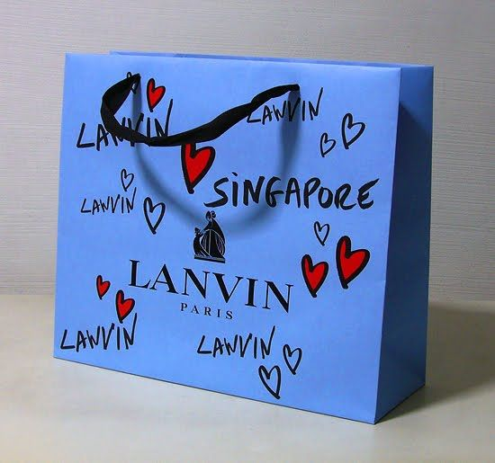 Lanvin shopping PD