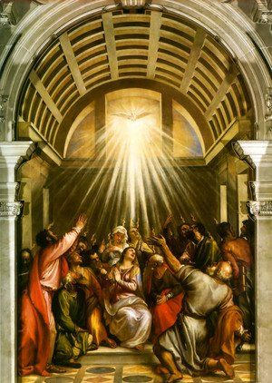 Cantatas for Pentecost
