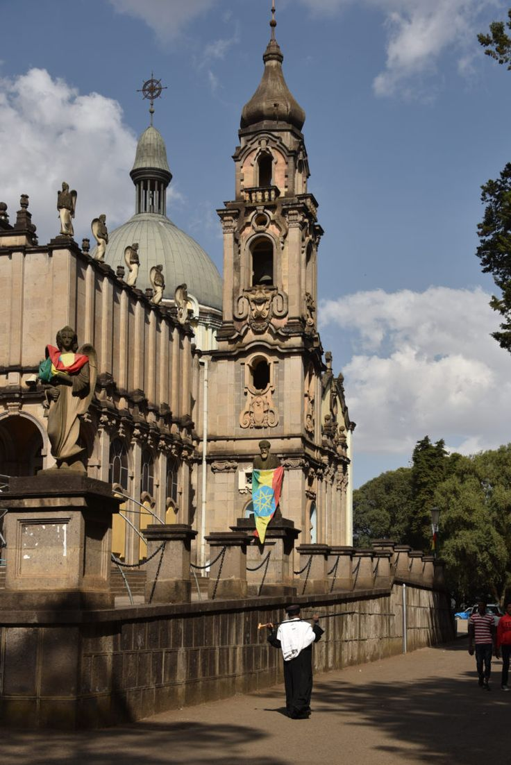 "Addis Ababa, the youthful capital of Ethiopia, is fondly called just Addis by the locals. The name which means ""New Flower"" in the Amharic language, finds it origins to the empress who visited here in late 1800s and spotted a unique flower, and her grandson ended up founding this city."