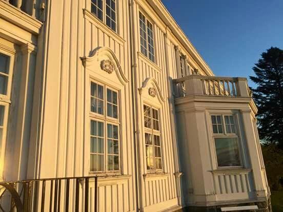 Fylkesmannsboligen i Nord-Trøndelag, Eggevegen 40, 7715 Steinkjer, Norway