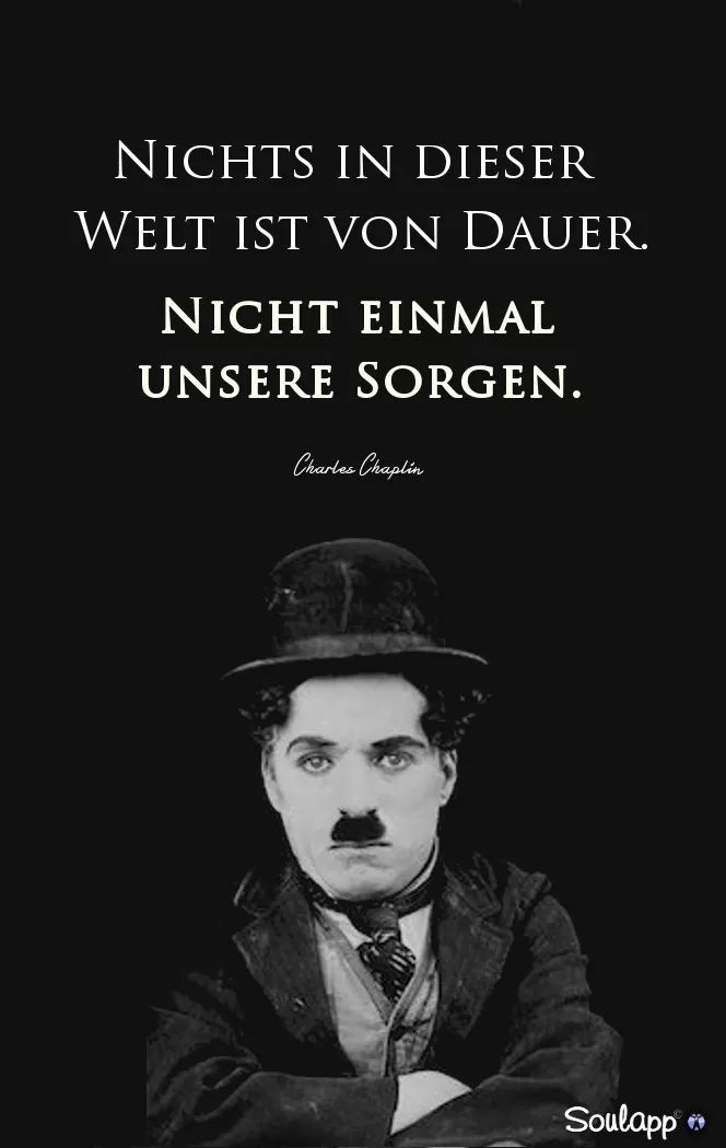 Zitat Charlie Chaplin