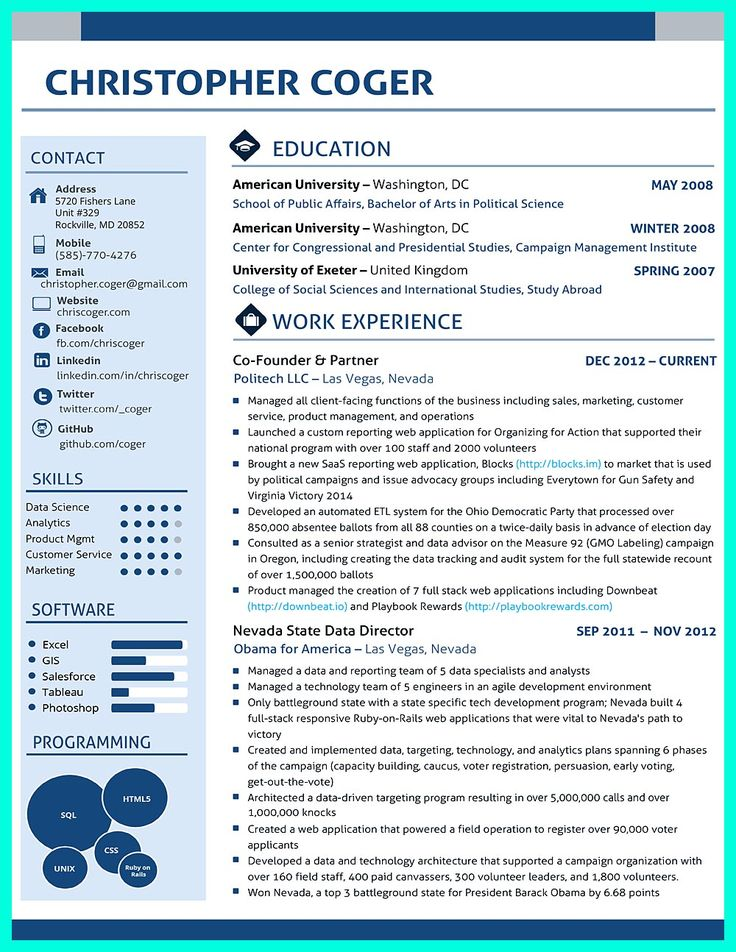 Nurse Researcher Sample Resume 57 Best Resumes Images On Pinterest  Resume Templates Cv Template .