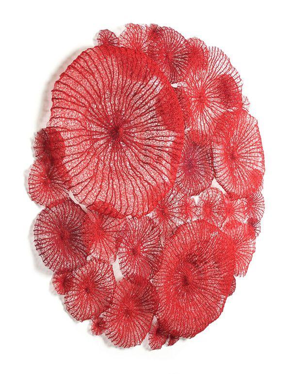 ミシンで作る!葉脈や珊瑚をモチーフにした透かし彫りの刺繍 (6)