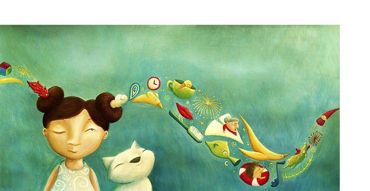 Irene Bofill Illustration —