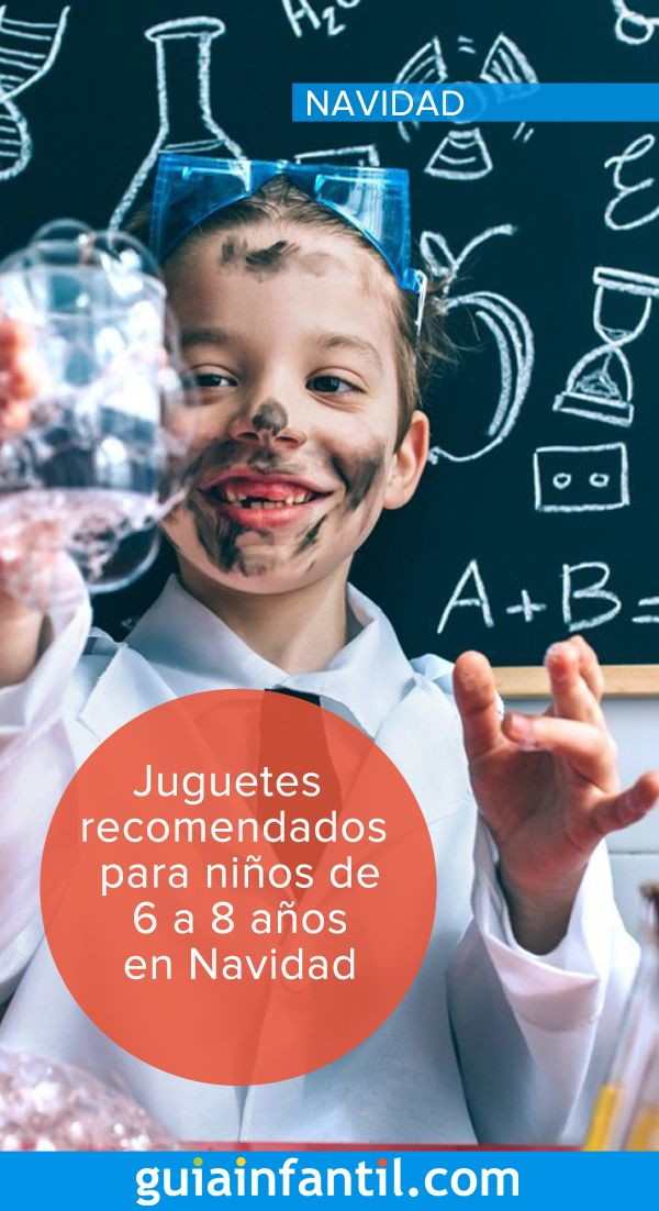 Los Juguetes Más Recomendados Para Niños De 6 A 8 Años En Navidad Regalos Para Niños Regalo Niño 6 Años Juguetes Educativos Para Niños