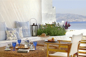 Domus Philosophy | Villa in Antiparos #summer #homedeco #greek #decoration #house #rent