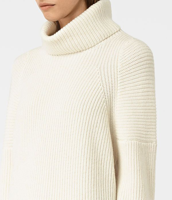 Wrap up in this season's must have jumper
