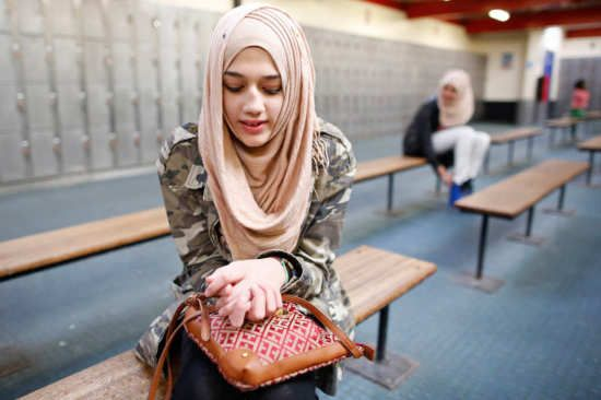 Study shows women who wear hijab have better self-esteem & body image.