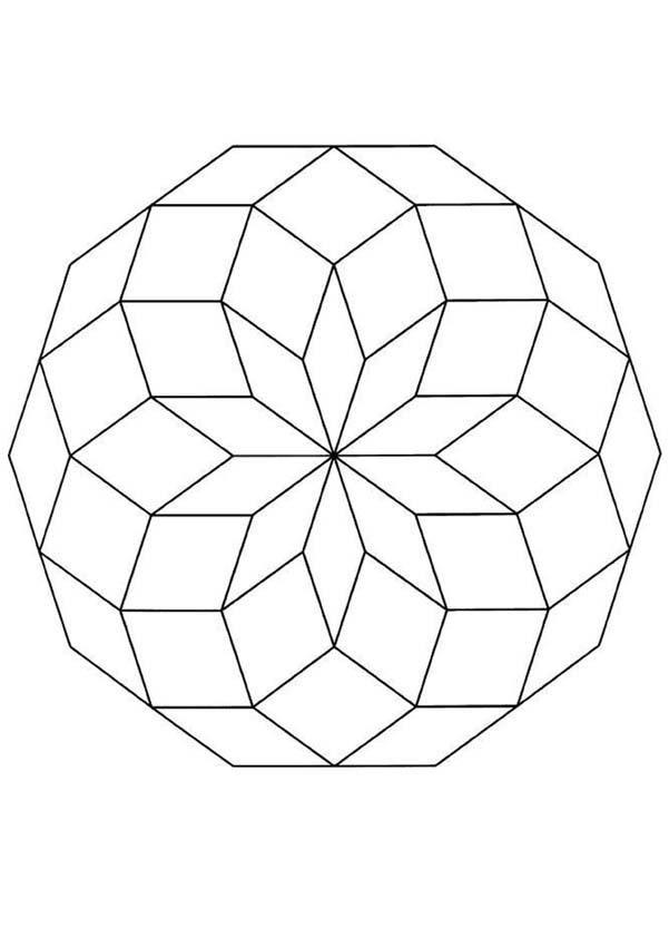32 mejores imgenes de Figuras Geomtricas en Pinterest  Figuras