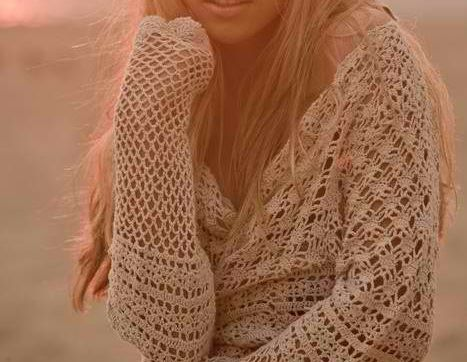 Crochet and Sweaters on Pinterest