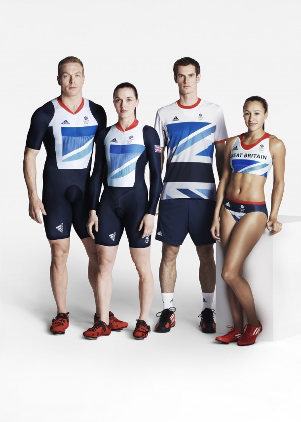 London Olympics 2012: Stella McCartney designed Team GB kit revealed