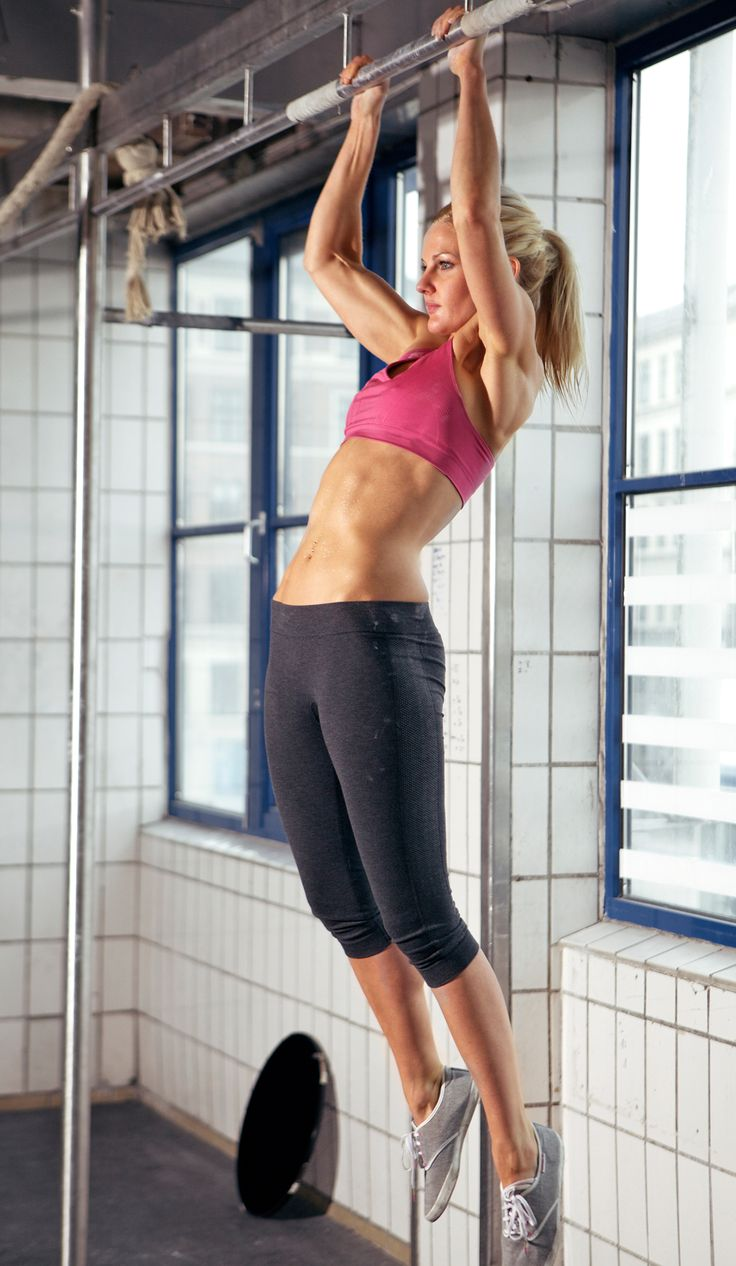 The Pull-Up Guide — It's Not as Scary as You Think!