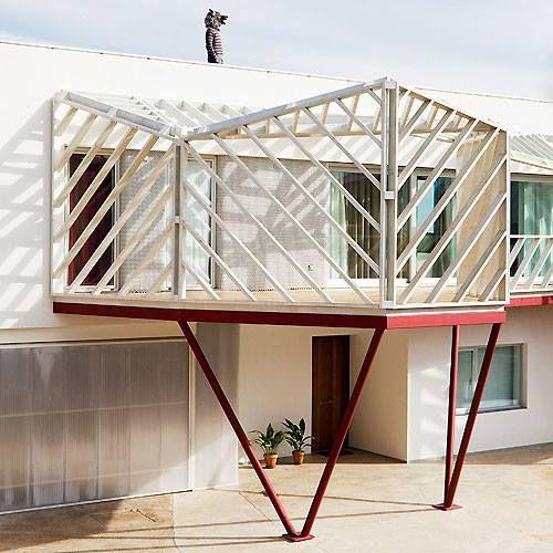23 best Extension et surélévation bois images on Pinterest House - extension maison prix au m