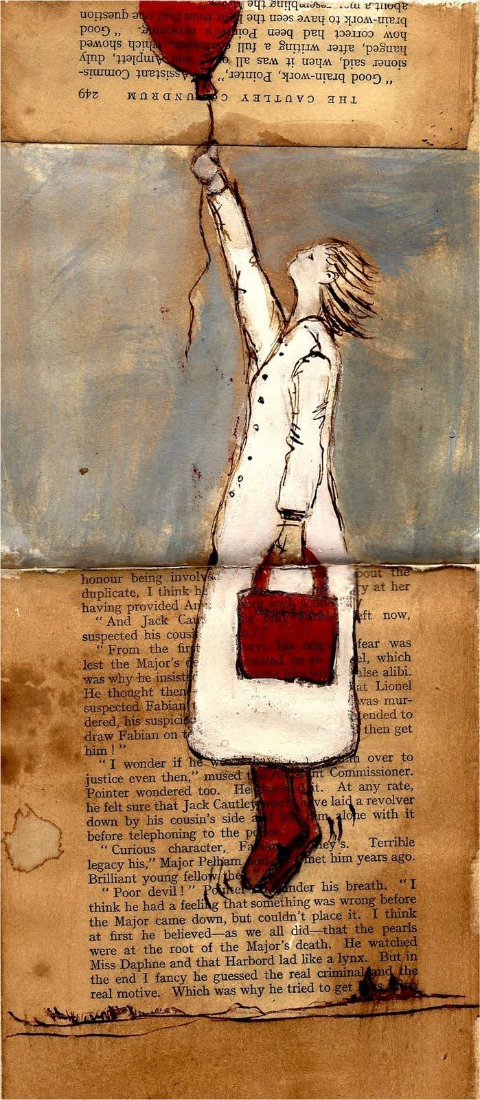 Michèle Meister sketchbooks