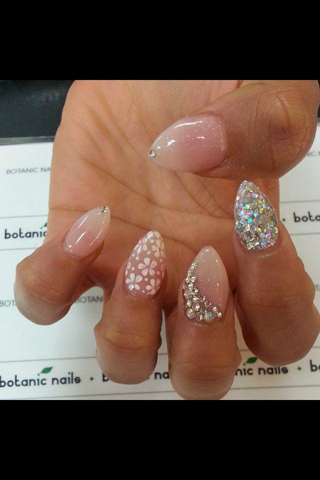 Pretty Pointy Nail Designs