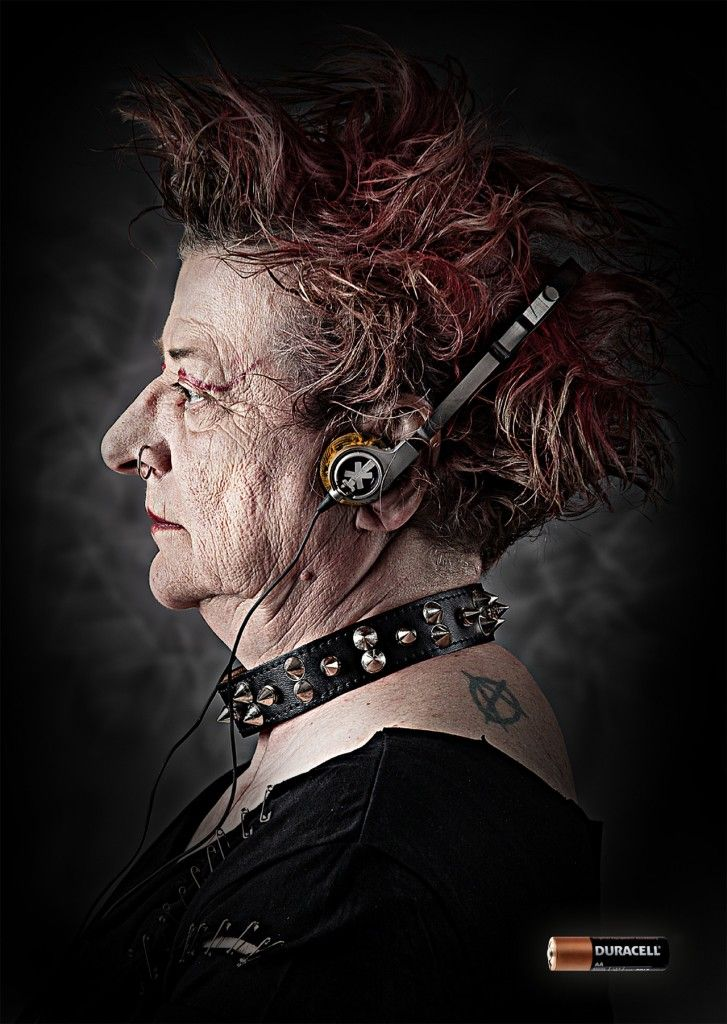 Duracell: Punk #Advertising #Punk