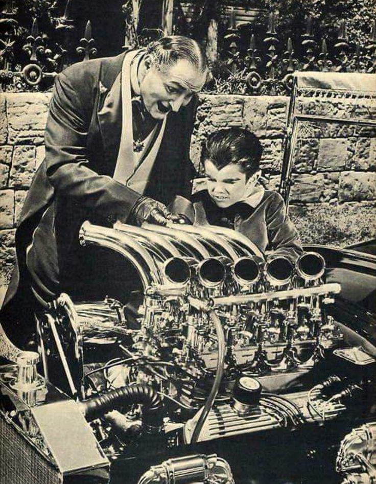 Munster engine!