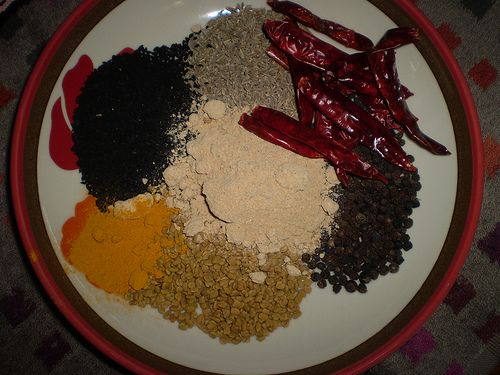 North Indian Pickle Podi/Powder | Indian