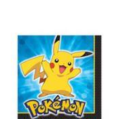 $2/16, Party City, Pokemon Beverage Napkins 16ct