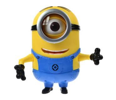 Despicable Me 2 switch adapted Minion Stuart £60.00